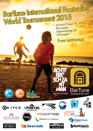 BarTune footvolley tournament