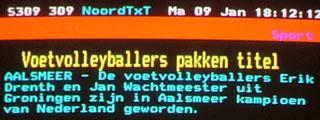 NoordTxT 9-1-2006